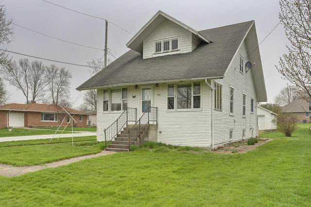 326 N Main Street, Elliott, IL 60933 (MLS #10684077) :: BN Homes Group