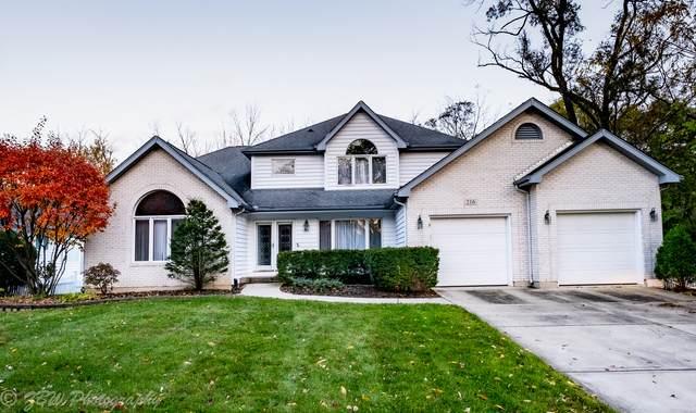 216 Olesen Drive, Naperville, IL 60540 (MLS #10684080) :: Lewke Partners