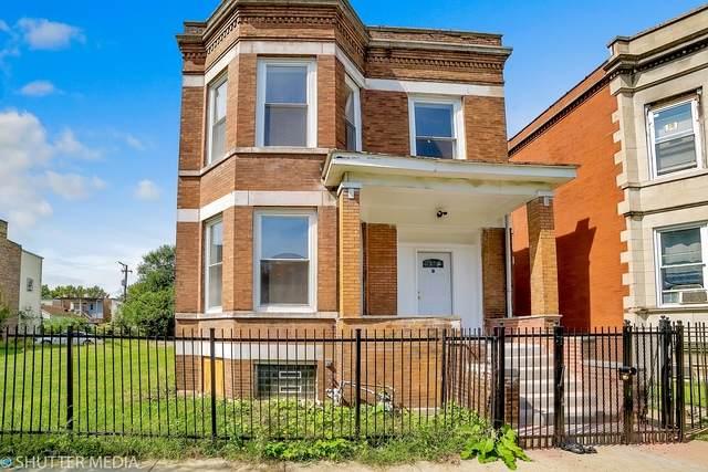 5722 S Green Street, Chicago, IL 60621 (MLS #10684107) :: Knott's Real Estate Team