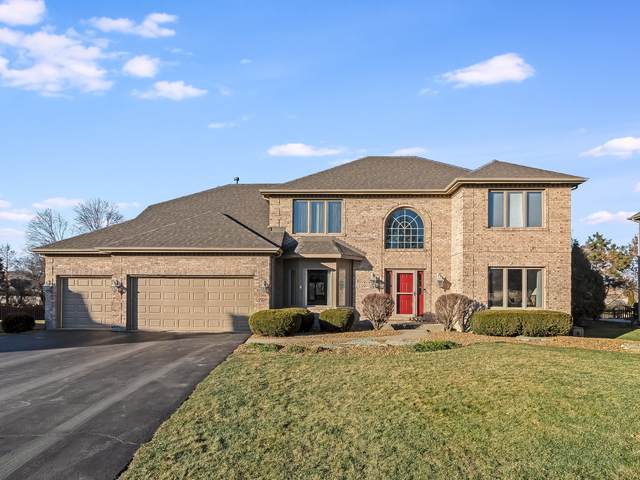 2559 Bangert Lane, Naperville, IL 60564 (MLS #10684135) :: Lewke Partners