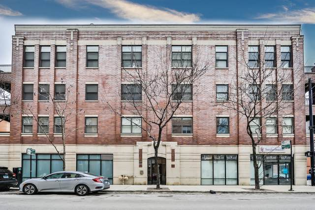 955 W Monroe Street 2D, Chicago, IL 60607 (MLS #10684136) :: Property Consultants Realty