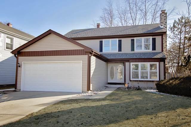 1239 Devonshire Road, Buffalo Grove, IL 60089 (MLS #10684190) :: Ryan Dallas Real Estate