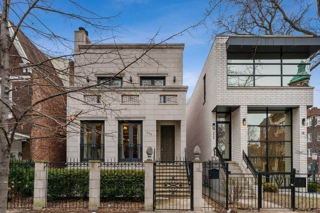 654 N Oakley Boulevard, Chicago, IL 60612 (MLS #10684223) :: John Lyons Real Estate