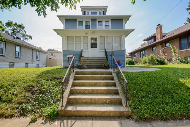817 Wilcox Street, Joliet, IL 60435 (MLS #10684227) :: Lewke Partners