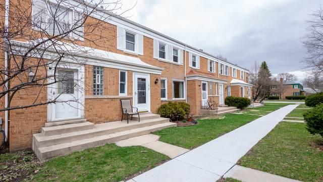 1410 N Harlem Avenue C, River Forest, IL 60305 (MLS #10684269) :: Helen Oliveri Real Estate