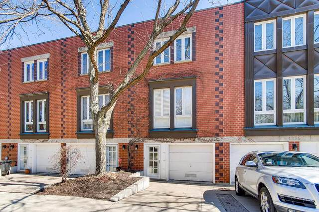 1354 S State Street, Chicago, IL 60605 (MLS #10684278) :: Touchstone Group