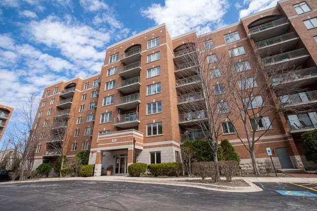370 S Western Avenue #502, Des Plaines, IL 60016 (MLS #10684290) :: John Lyons Real Estate