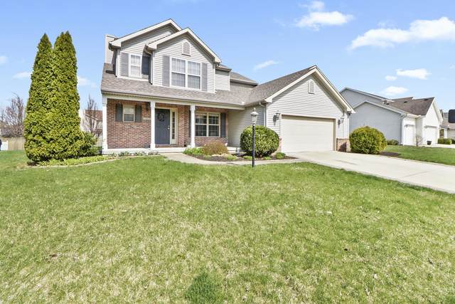 2512 Crystal Tree Drive, Champaign, IL 61822 (MLS #10684293) :: Property Consultants Realty