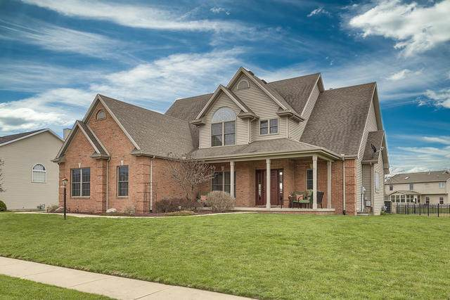 1602 Beaver Lake Drive, Mahomet, IL 61853 (MLS #10684295) :: Property Consultants Realty