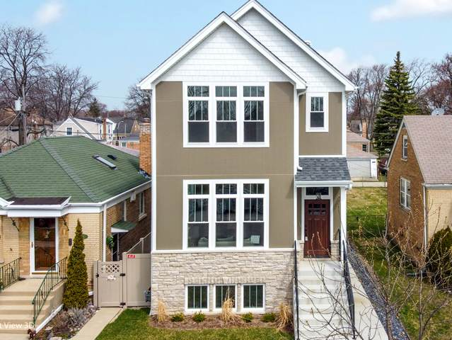 7618 W Myrtle Avenue, Chicago, IL 60631 (MLS #10684300) :: Property Consultants Realty