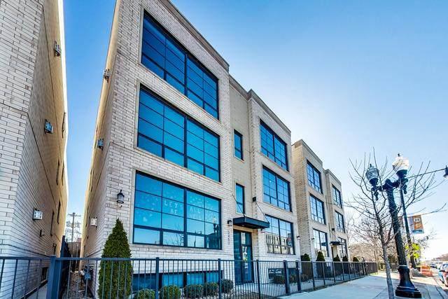 2453 W Irving Park Road 2W, Chicago, IL 60618 (MLS #10684304) :: Helen Oliveri Real Estate