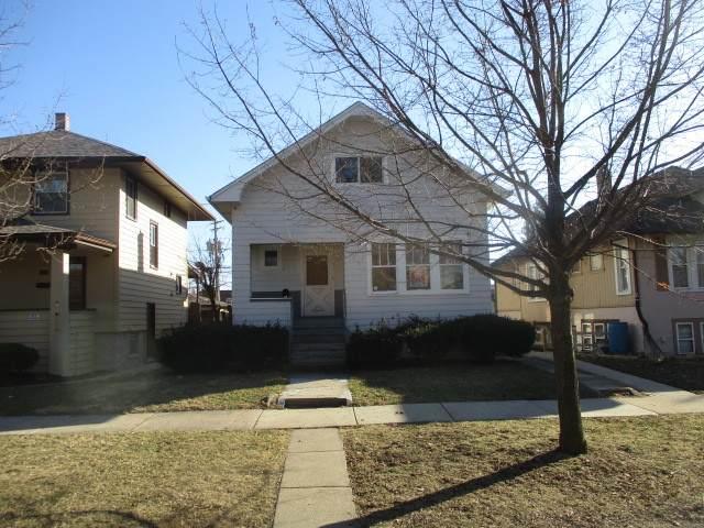 6518 34th Street, Berwyn, IL 60402 (MLS #10684312) :: The Dena Furlow Team - Keller Williams Realty