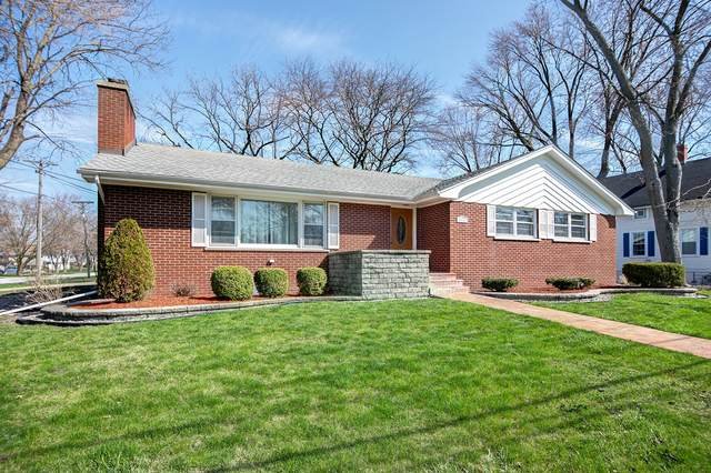 6456 175th Street, Tinley Park, IL 60477 (MLS #10684438) :: Helen Oliveri Real Estate