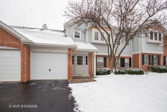 321 Pembroke Court #4, Schaumburg, IL 60193 (MLS #10684444) :: BN Homes Group