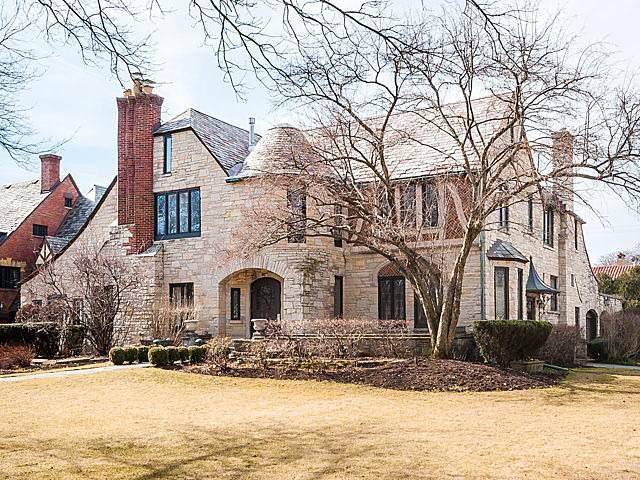 1046 Franklin Avenue, River Forest, IL 60305 (MLS #10684453) :: Helen Oliveri Real Estate
