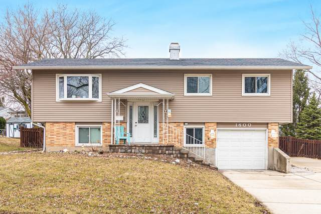 1400 Jefferson Road, Hoffman Estates, IL 60169 (MLS #10684462) :: The Wexler Group at Keller Williams Preferred Realty