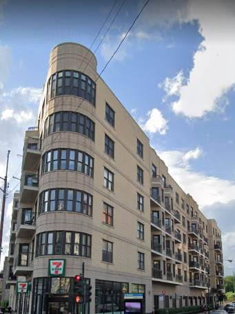 520 N Halsted Street #603, Chicago, IL 60642 (MLS #10684547) :: Touchstone Group