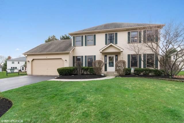 6 Wescott Court, Bolingbrook, IL 60440 (MLS #10684551) :: Angela Walker Homes Real Estate Group