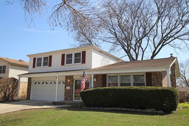 1523 S Highland Avenue, Arlington Heights, IL 60005 (MLS #10684609) :: Century 21 Affiliated