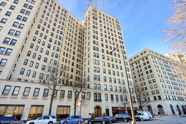 2000 N Lincoln Park West #1412, Chicago, IL 60614 (MLS #10684610) :: Touchstone Group