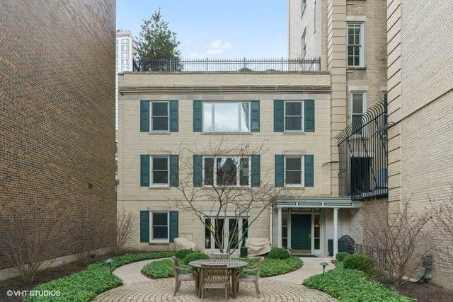 1544 N State Parkway A3, Chicago, IL 60610 (MLS #10684647) :: Touchstone Group
