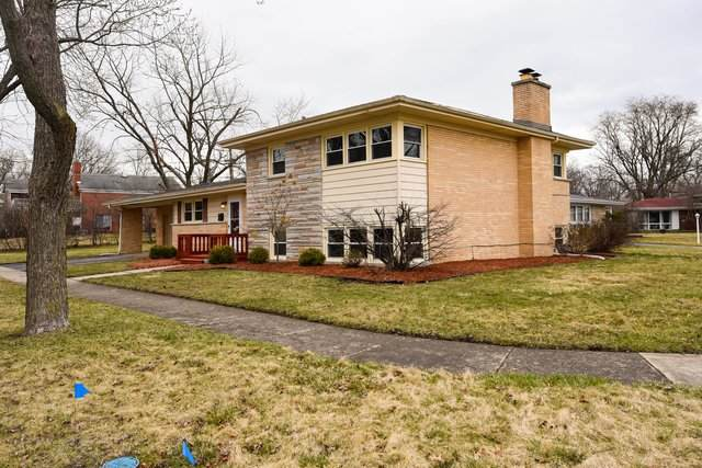 1307 Oakmont Avenue, Flossmoor, IL 60422 (MLS #10684652) :: Littlefield Group