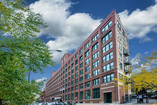 411 W Ontario Street #627, Chicago, IL 60654 (MLS #10684655) :: Touchstone Group