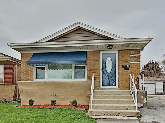 9324 S Vincennes Avenue, Chicago, IL 60620 (MLS #10684684) :: Property Consultants Realty