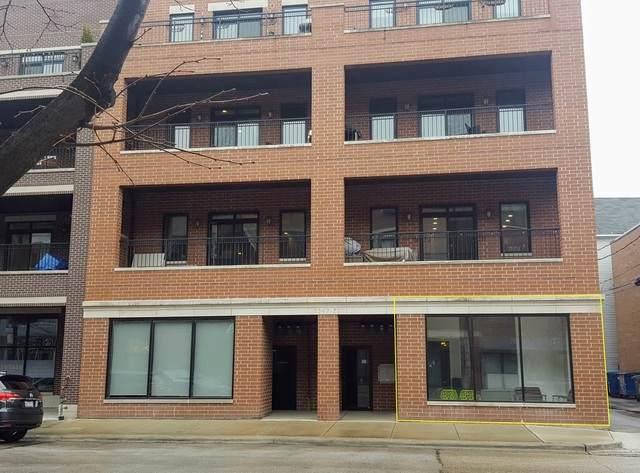 1351 Belmont Avenue, Chicago, IL 60657 (MLS #10684815) :: Touchstone Group