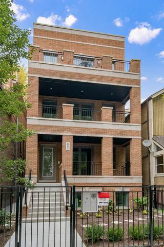 832 W Altgeld Street #1, Chicago, IL 60614 (MLS #10684824) :: The Wexler Group at Keller Williams Preferred Realty