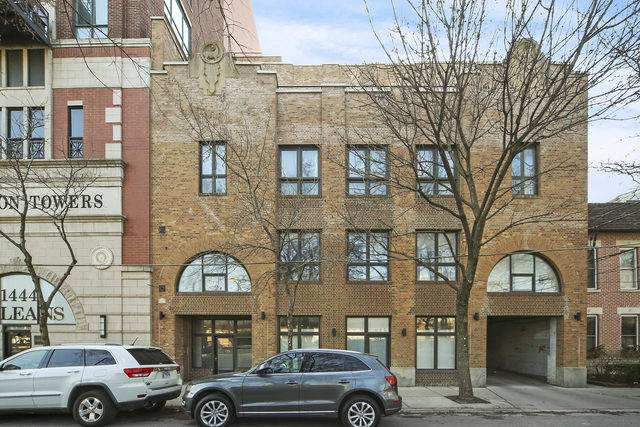 1448 N Orleans Street 1A, Chicago, IL 60610 (MLS #10684830) :: Touchstone Group