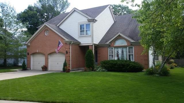 485 Satinwood Terrace, Buffalo Grove, IL 60089 (MLS #10684850) :: Helen Oliveri Real Estate