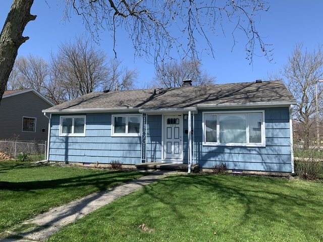 1410 E Florida Avenue, Urbana, IL 61801 (MLS #10685011) :: Helen Oliveri Real Estate