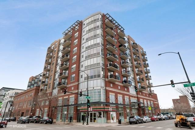1201 W Adams Street #404, Chicago, IL 60607 (MLS #10685044) :: Helen Oliveri Real Estate