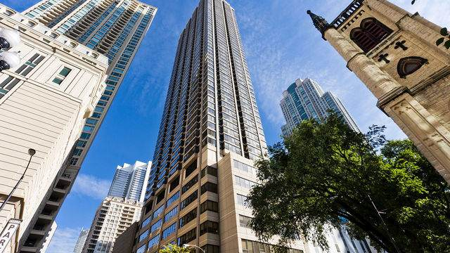 30 E Huron Street #3210, Chicago, IL 60611 (MLS #10685067) :: Touchstone Group