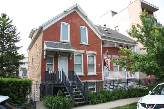 2331 W Lyndale Street, Chicago, IL 60647 (MLS #10685081) :: Touchstone Group