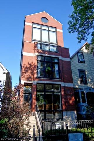 2651 N Orchard Street #2, Chicago, IL 60614 (MLS #10685112) :: The Wexler Group at Keller Williams Preferred Realty