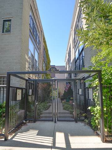 530 N Wood Street B, Chicago, IL 60622 (MLS #10685118) :: Touchstone Group