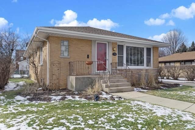 7840 Crawford Avenue, Skokie, IL 60076 (MLS #10685128) :: Ryan Dallas Real Estate