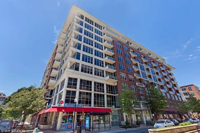 901 W Madison Street #615, Chicago, IL 60607 (MLS #10685153) :: Helen Oliveri Real Estate