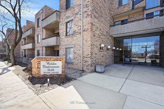 1926 Prairie Square 233B, Schaumburg, IL 60173 (MLS #10685207) :: BN Homes Group