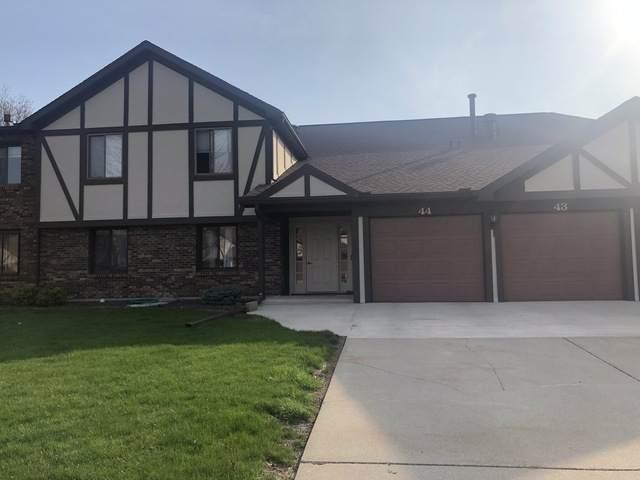 43 Brandywine Court #43, Bloomington, IL 61704 (MLS #10685213) :: BN Homes Group