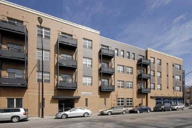 2915 N Clybourn Avenue #415, Chicago, IL 60618 (MLS #10685240) :: Touchstone Group