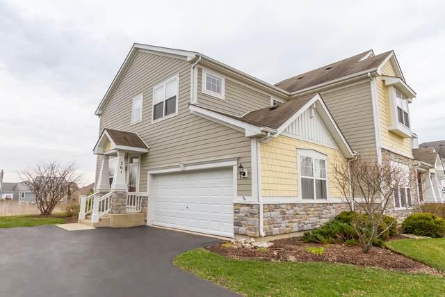361 Copper Springs Lane, Elgin, IL 60124 (MLS #10685270) :: Helen Oliveri Real Estate
