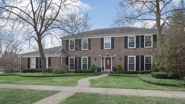 2201 Elmwood Avenue, Wilmette, IL 60091 (MLS #10685284) :: Helen Oliveri Real Estate