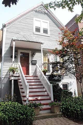 3339 N Hoyne Avenue, Chicago, IL 60618 (MLS #10685286) :: Helen Oliveri Real Estate