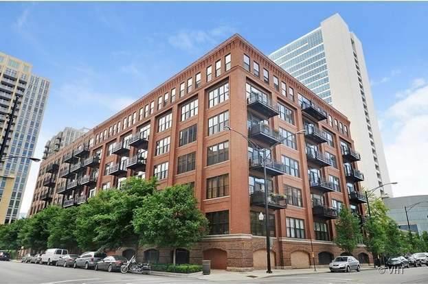520 W Huron Street #317, Chicago, IL 60654 (MLS #10685317) :: Touchstone Group