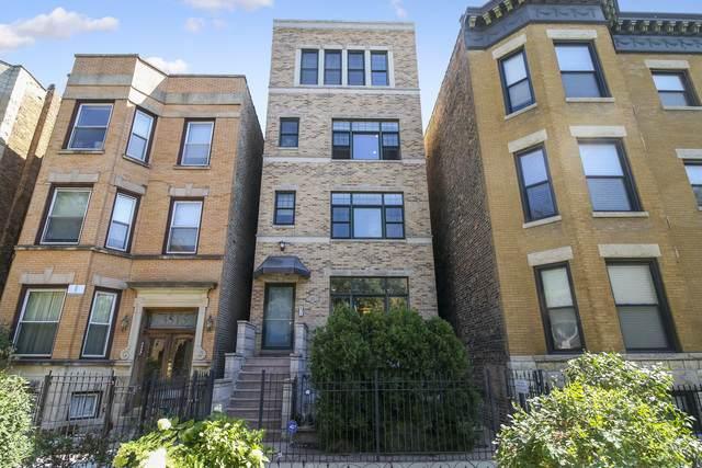 3511 N Wilton Avenue #4, Chicago, IL 60657 (MLS #10685355) :: Touchstone Group
