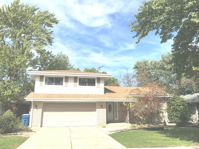 1160 E 172ND Street, South Holland, IL 60473 (MLS #10685401) :: Touchstone Group