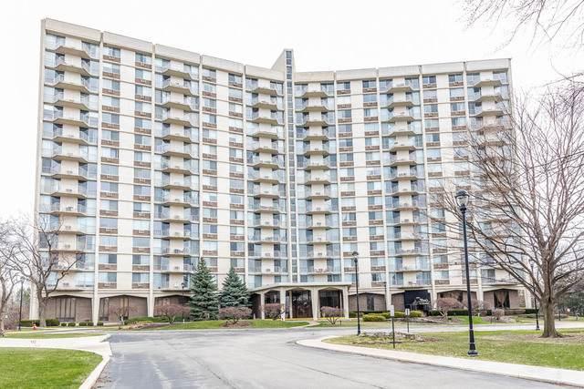 40 N Tower Road 4F, Oak Brook, IL 60523 (MLS #10685483) :: Angela Walker Homes Real Estate Group